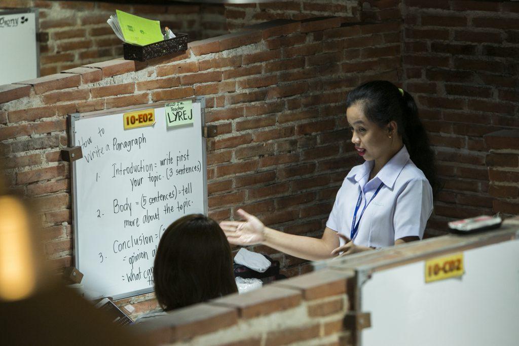 หลักสูตร Business Course @ สถาบัน QQEnglish, Cebu