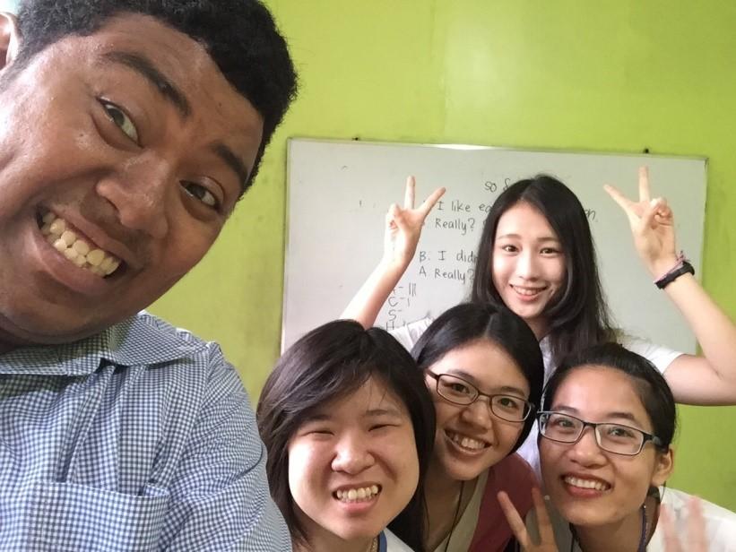 [Student Experiences] Review / รีวิว ประสบการณ์เรียนภาษาอังกฤษที่ฟิลิปปินส์ : คุณเพลิน @ สถาบัน CIP เมืองคล้าก