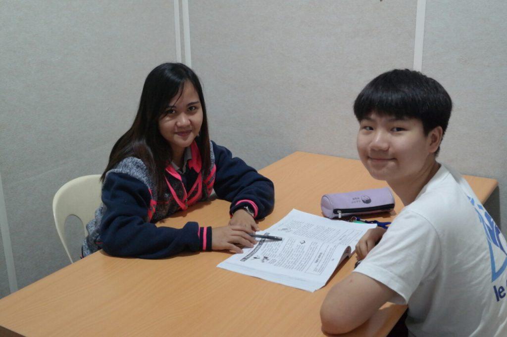หลักสูตร ESL Courses @ สถาบัน Keystone Academy, Subic