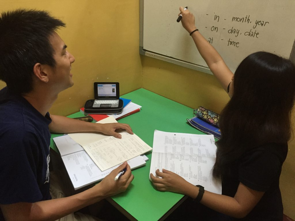 หลักสูตร ESL Courses @ สถาบัน E&G International Language Center, Davao