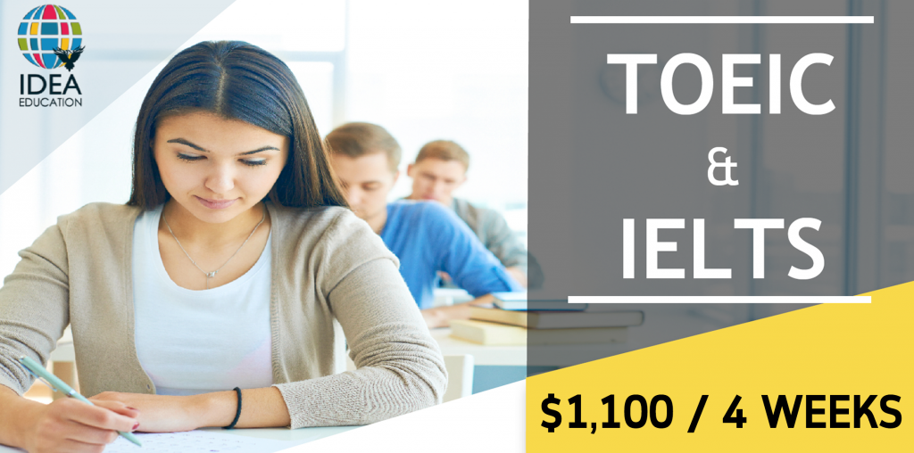 [Promotion] IELTS & TOEIC Package @ IDEA Education