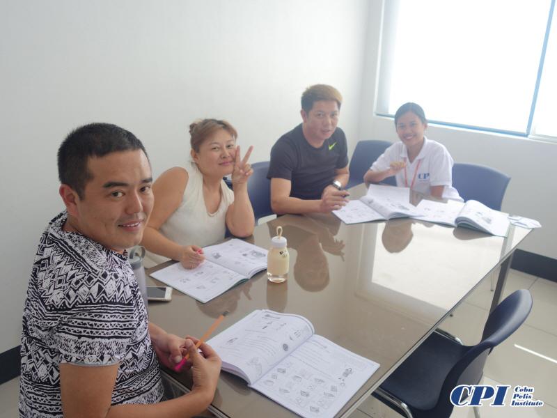 หลักสูตร IELTS Courses @ สถาบัน Cebu Pelis Institute (CPI), Cebu