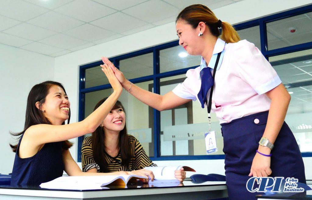 หลักสูตร TOEFL Courses @ สถาบัน Cebu Pelis Institute (CPI), Cebu
