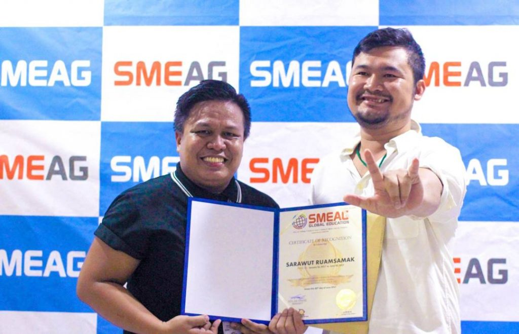 [Student Experiences] Review / รีวิว ประสบการณ์เรียนภาษาอังกฤษที่ฟิลิปปินส์ : คุณจอร์จ @ สถาบัน SMEAG เมืองเซบู