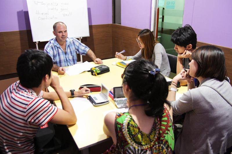 หลักสูตร IELTS Courses @ สถาบัน Clark Institute of the Philippines (CIP), Clark