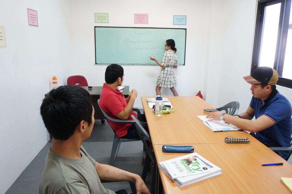 หลักสูตร TOEIC Courses @ สถาบัน Keystone Academy, Subic