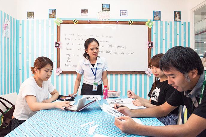 หลักสูตร TOEIC Course @ สถาบัน QQEnglish, Cebu