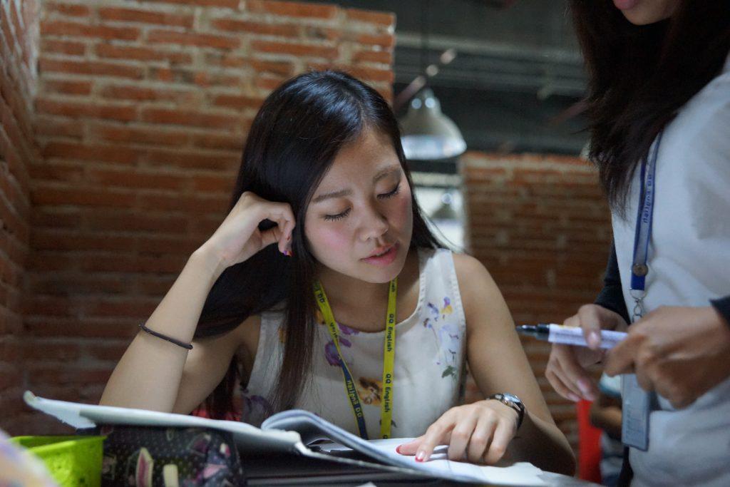 หลักสูตร IELTS Courses @ สถาบัน QQEnglish, Cebu