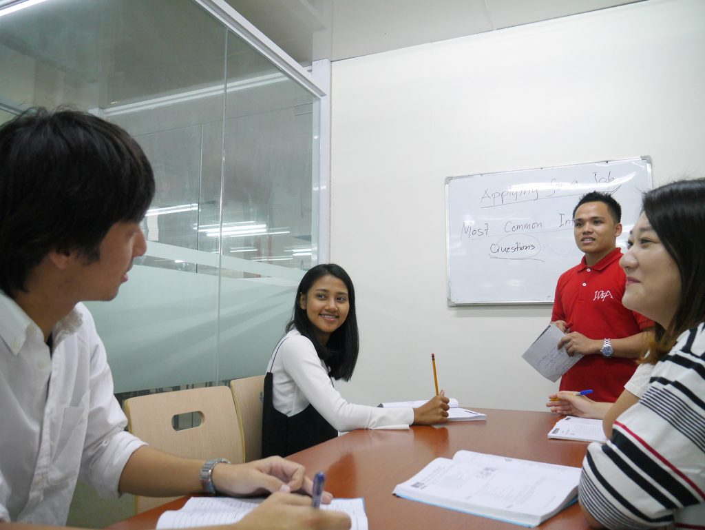 หลักสูตร IELTS Courses @ สถาบัน Idea Cebu, Cebu
