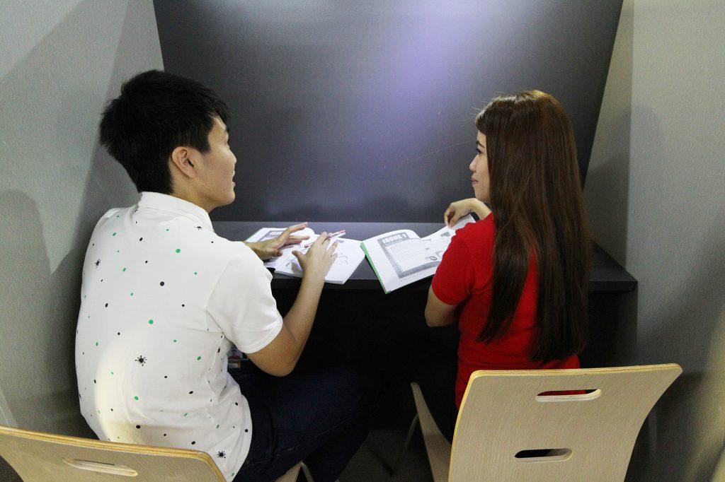 หลักสูตร TOEFL Courses @ สถาบัน Idea Cebu, Cebu