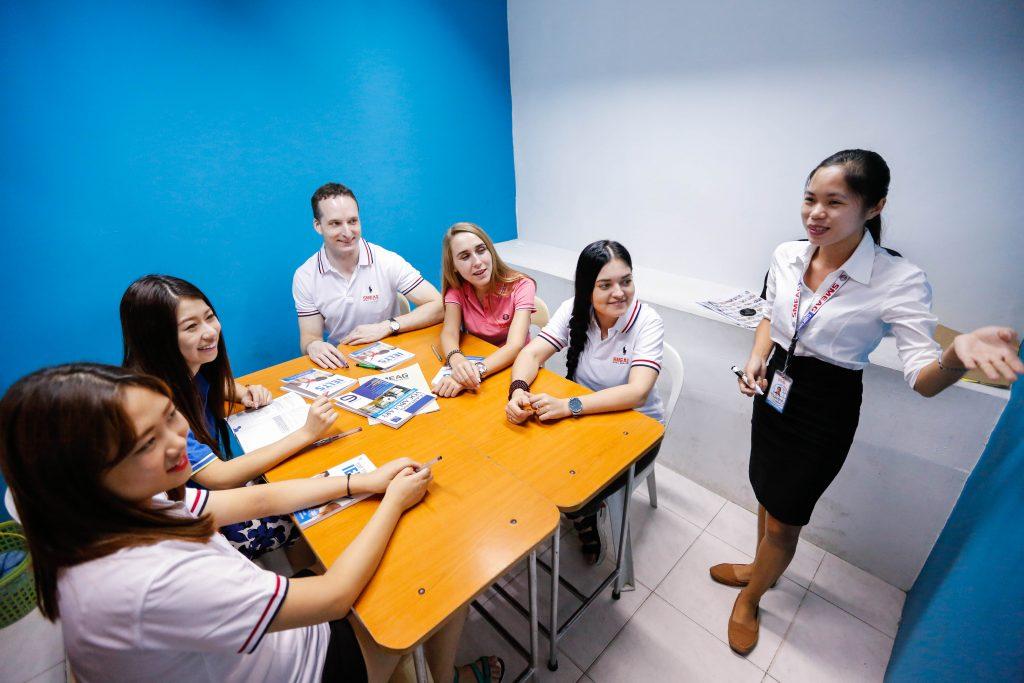 หลักสูตร IELTS Courses @ สถาบัน SMEAG, Cebu