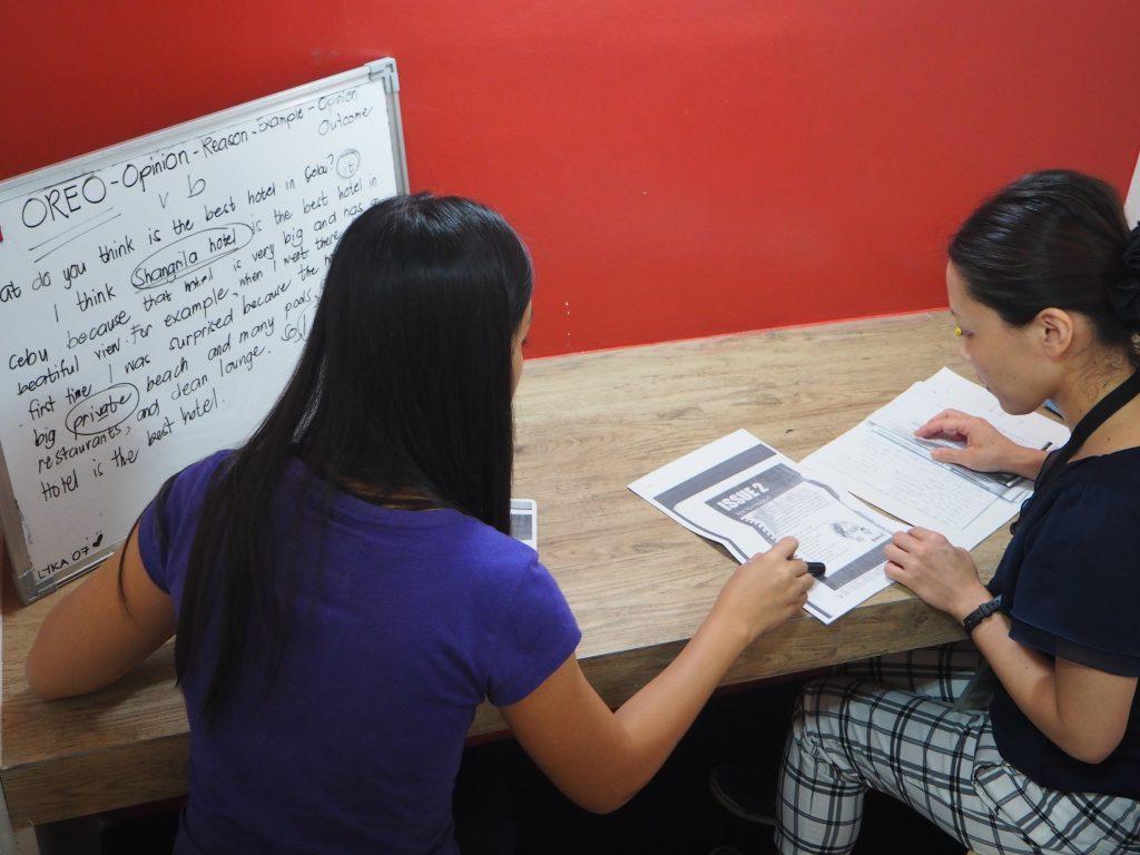 หลักสูตร IELTS Courses @ สถาบัน Idea Academia, Cebu