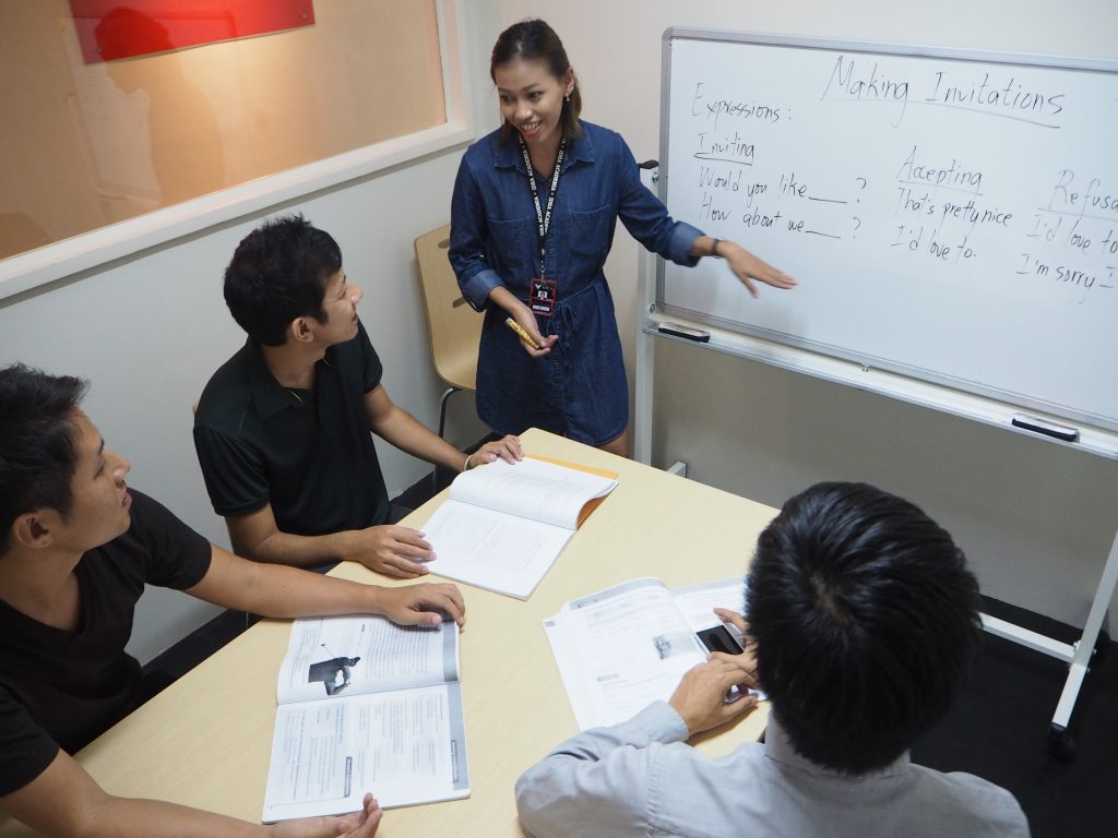 หลักสูตร TOEIC Courses @ สถาบัน Idea Academia, Cebu