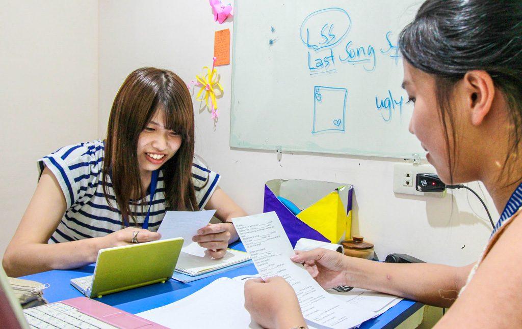 หลักสูตร TOEIC Courses @ สถาบัน Cebu Blue Ocean Academy (CBOA), Cebu