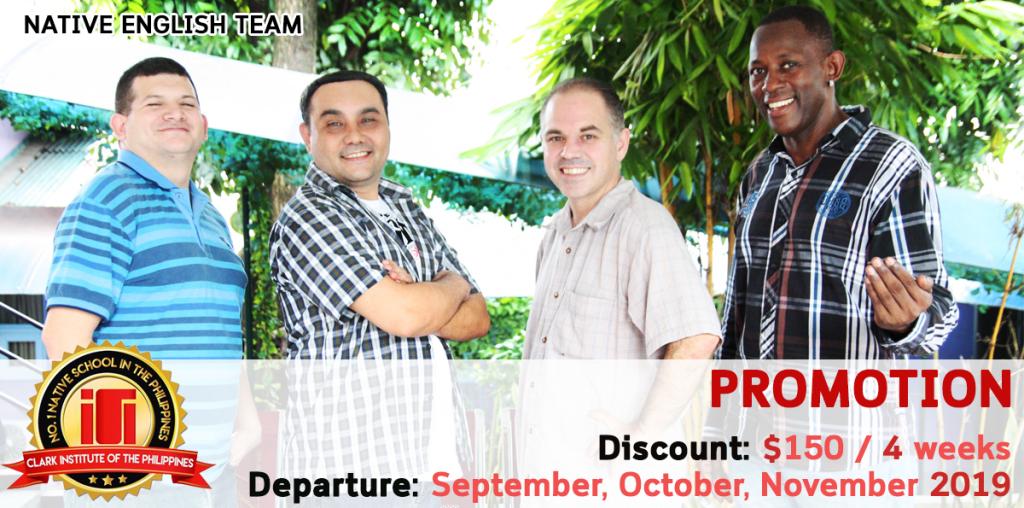 [Promotion] สถาบันภาษา Clark Institute of the Philippines (CIP)