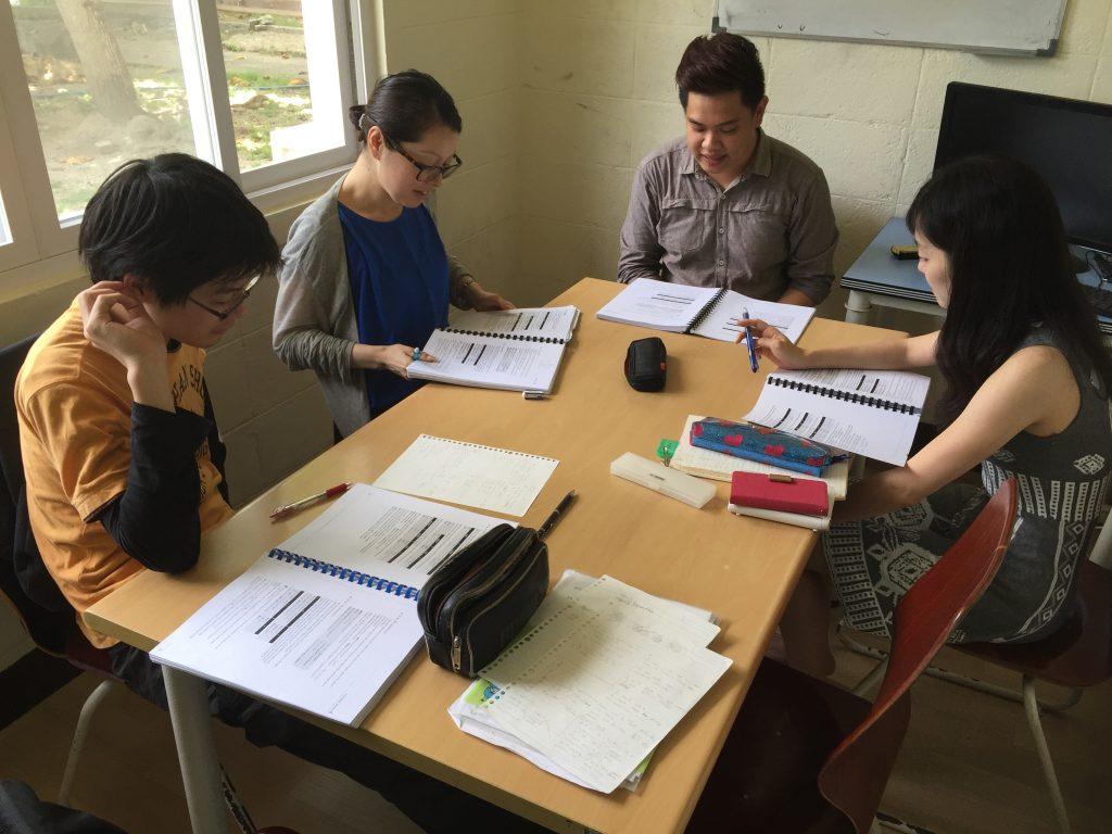 หลักสูตร TOEIC Course @ สถาบัน E&G International Language Center, Davao