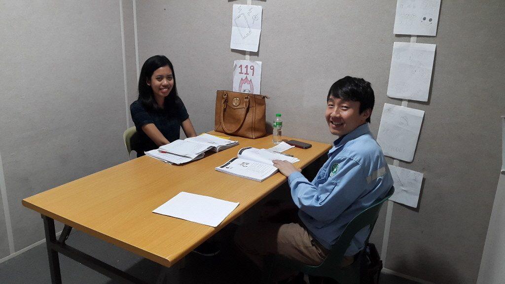 หลักสูตร IELTS Courses @ สถาบัน Keystone Academy, Subic