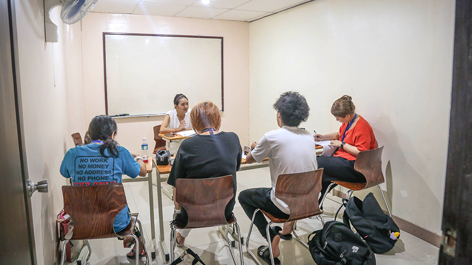 หลักสูตร IELTS Courses @ สถาบัน Cebu Blue Ocean Academy (CBOA), Cebu
