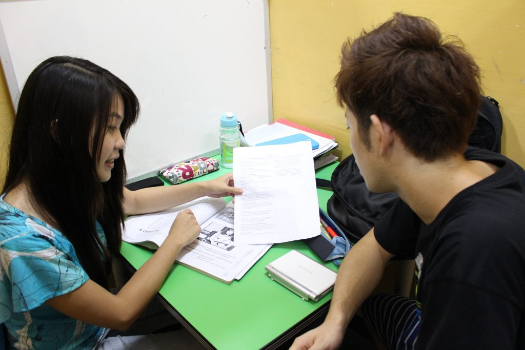 หลักสูตร IELTS Course @ สถาบัน E&G International Language Center, Davao