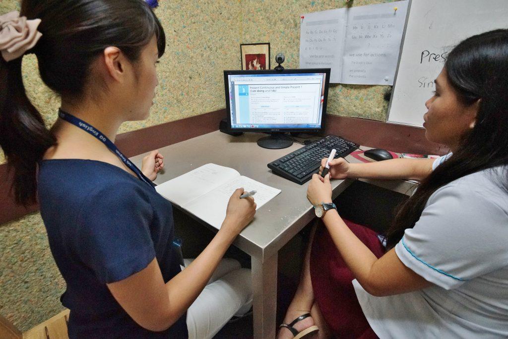 หลักสูตร ESL Courses @ สถาบัน QQEnglish, Cebu