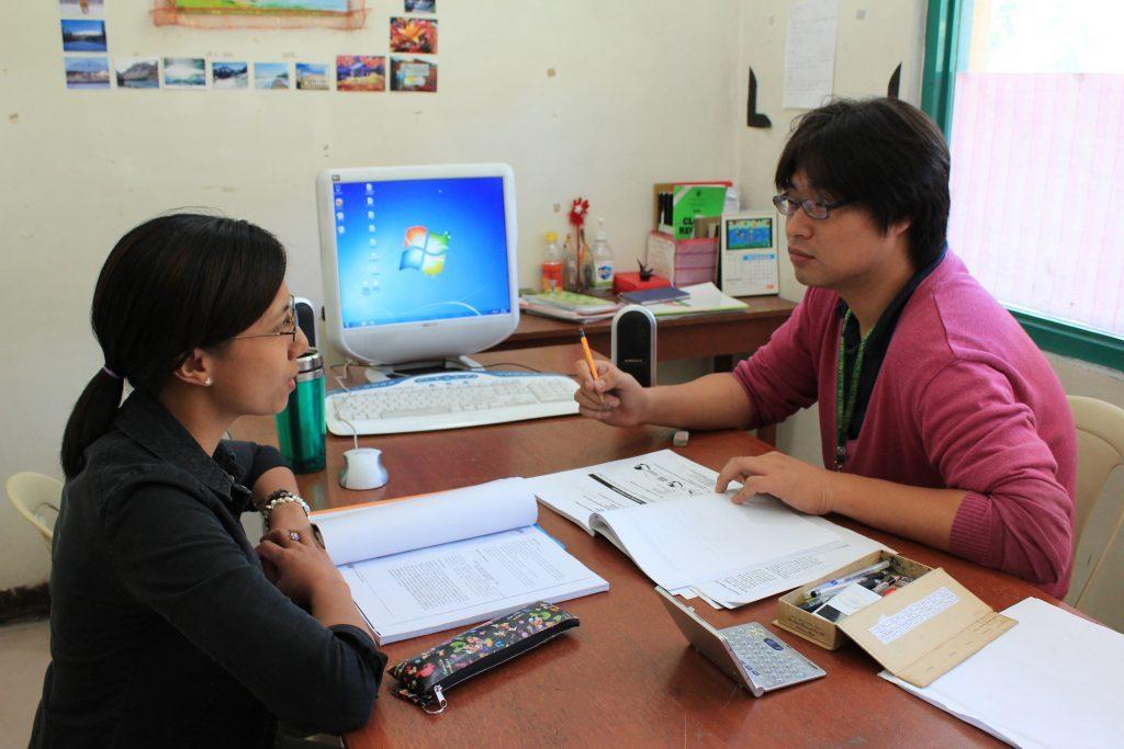 หลักสูตร TOEIC Courses @ สถาบัน Pines International Academy (PIA), Baguio