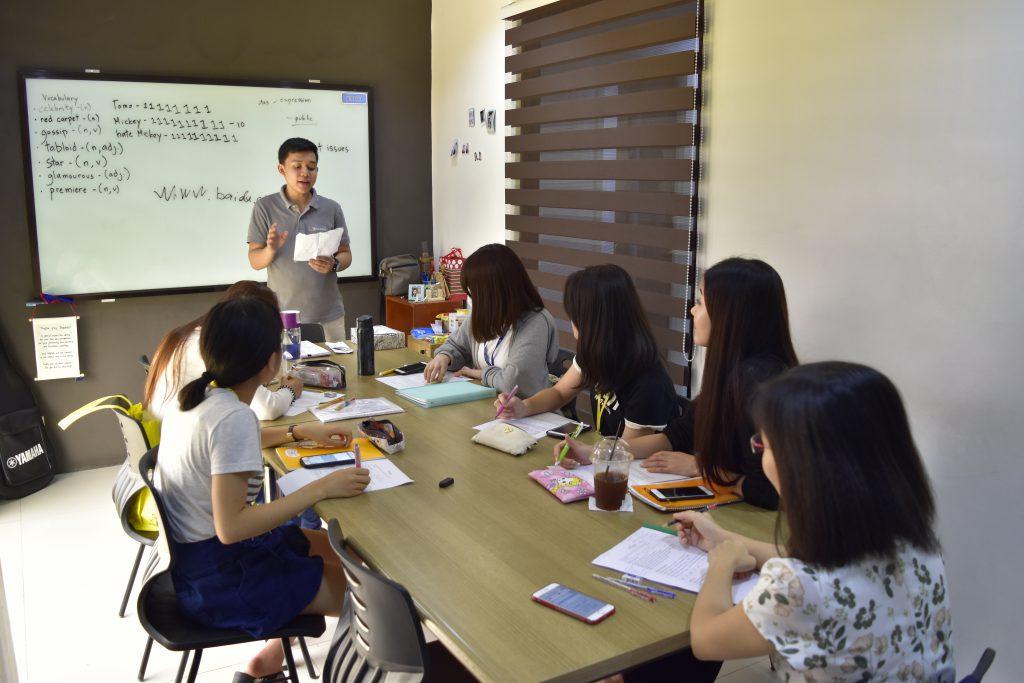 หลักสูตร Business Course @ สถาบัน EV Academy, Cebu
