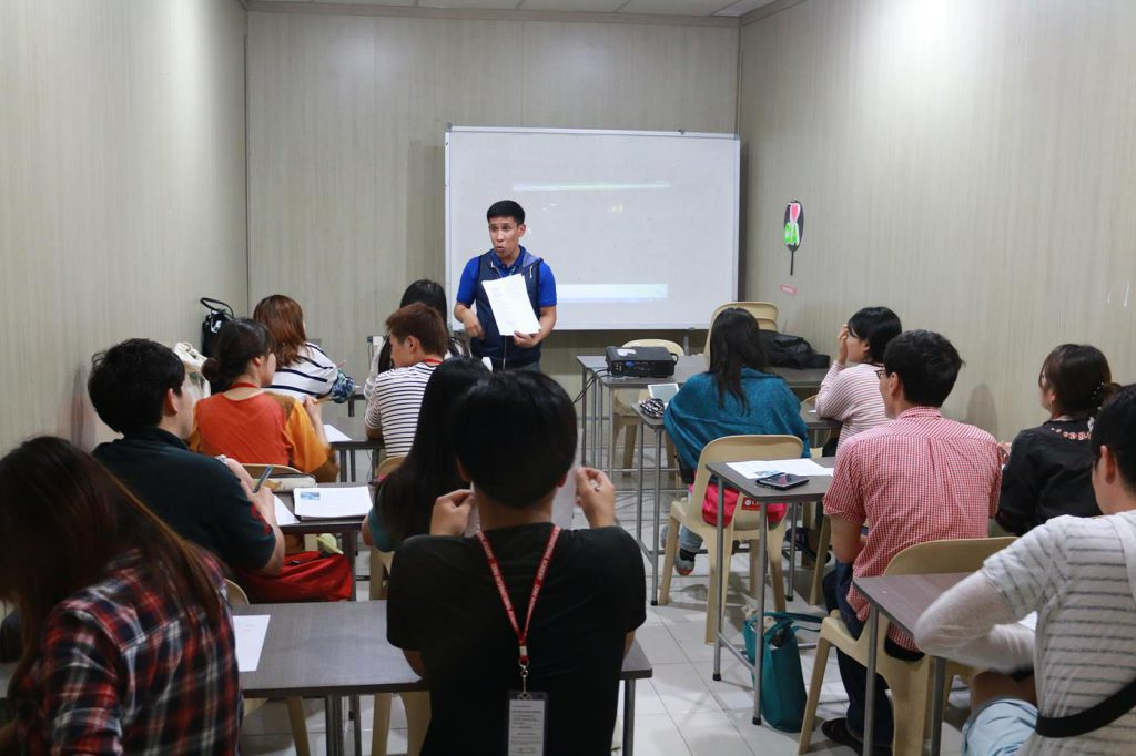 หลักสูตร Business Course @ สถาบัน Cebu International Academy (CIA), Cebu
