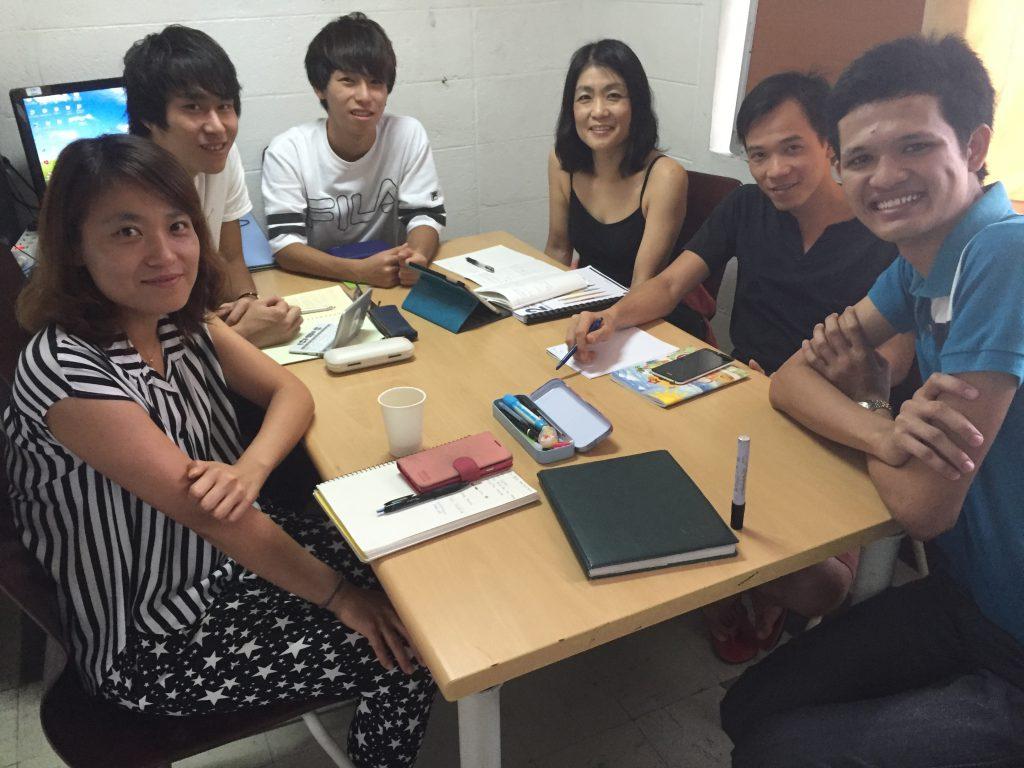 หลักสูตร Business Course @ สถาบัน E&G International Language Center, Davao